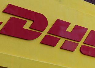 DHL-company-brand-sign