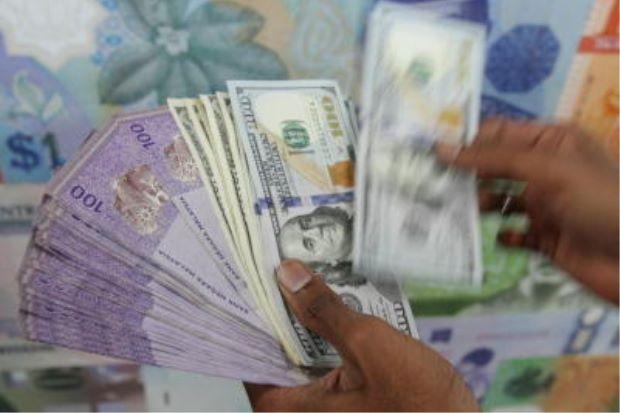 Malaysia Ringgit Depreciates Against Us