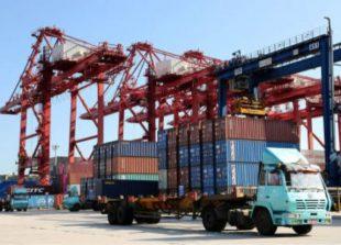 Port Trade war