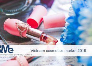 Vietnam cosmetics market 2019