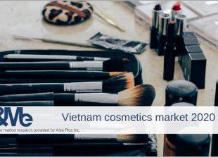 Vietnam Cosmetics market 2020